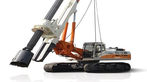 中联ZR169A-1_ZR系列旋挖钻机