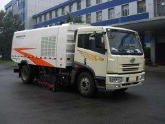 中联J5164TSLJE3扫路车