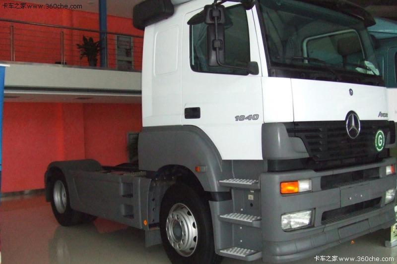 奔驰 Axor重卡 400马力 4X2 牵引车(型号184