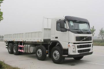沃尔沃 FM重卡 380马力 8X4 栏板载货车(JH