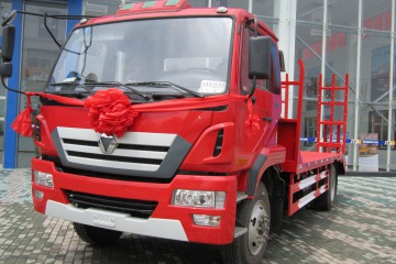 徐工 瑞龙 180马力 4X2 平板运输车(DTA5160