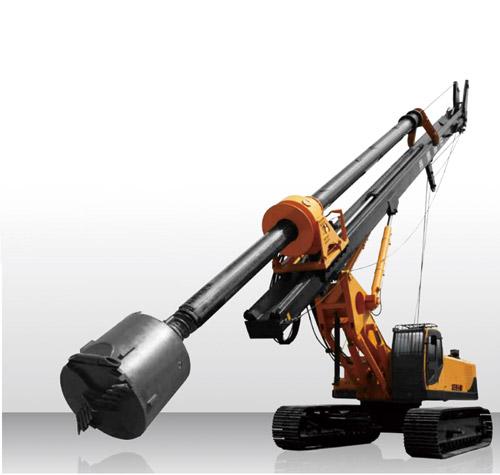 山推桩工SER22旋挖钻机