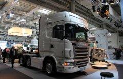 斯堪尼亚 R系列重卡 480马力 6X2 牵引车(型