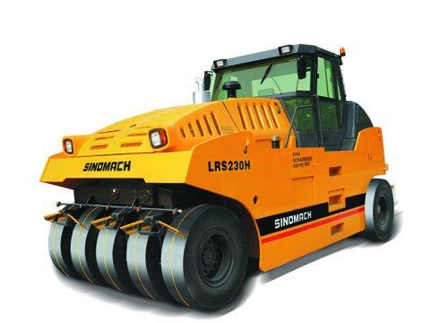 一拖LRS230H 全液压轮胎压路机