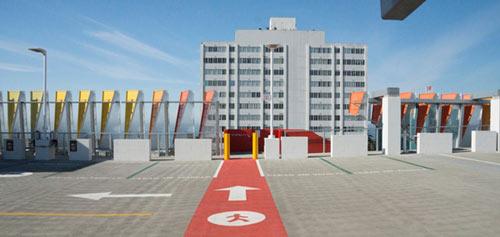 美国:圣莫妮卡市6号停车场