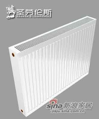 圣劳伦斯钢制板式散热器