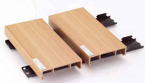 供应佛山鲁卡木业生态板材/塑性