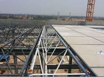 发泡水泥网架板、屋面板、隔墙板