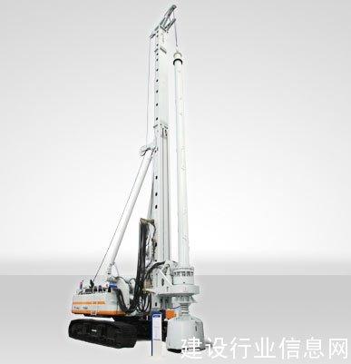 宇通重工YTR360C履带式旋挖钻机