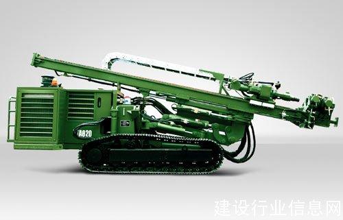 宇通重工YTA820锚杆钻机
