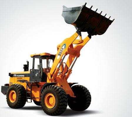 宇通重工952A轮胎式装载机