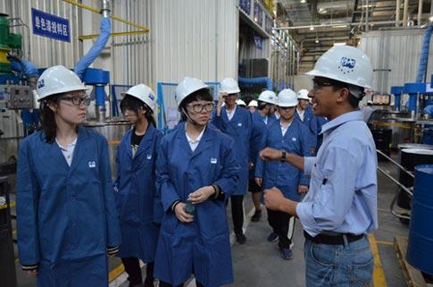 PPG三家中国工厂举办开放日活动  与周边社区