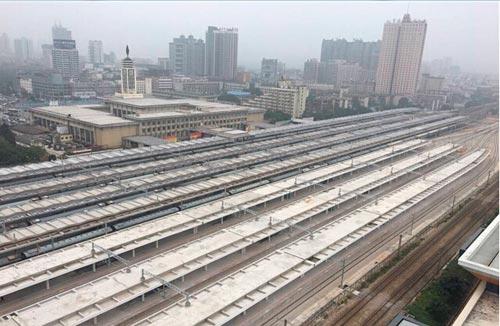 长株潭城际铁路今日开始联调联试 长沙有6个站