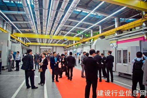 SW苏州工厂盛大开业 多主轴高效率机床助力中