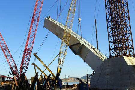 中铁建大桥院设计全国六成高铁桥梁