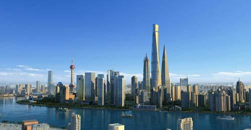 """江森自控为中国第一高楼筑造""""强"""