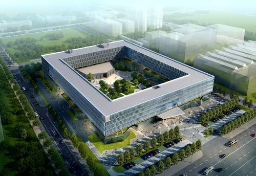 江森自控助力通用电气北京科技园