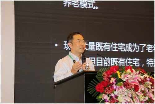 广联达刘刚:解决养老问题 也要