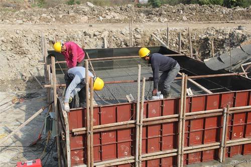 南龙铁路项目永安南站代建工程施工全面