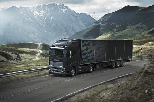 沃尔沃卡车配备全新电池系统 再度提升安