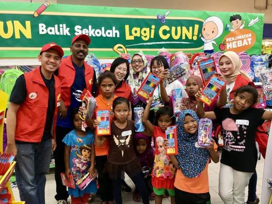 碧桂园森林城市资助马来西亚学生