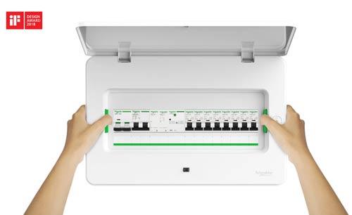 施耐德电气创新设计屡获国际殊荣 天朗系列终端