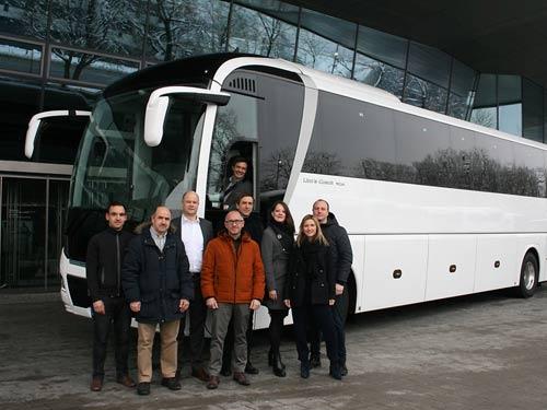 曼恩巴士连续三年荣膺汉诺威iF国际工业