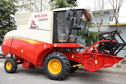 高品质雷沃谷神GE80S小麦机变身归来