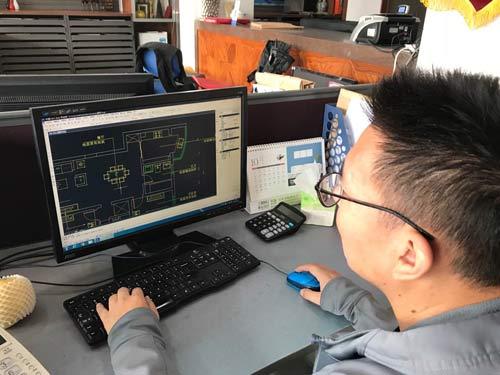 上海百姓装潢:中望CAD稳定性和兼