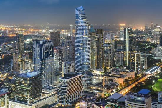 曼谷市中心最具价值的楼盘