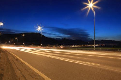 昕诺飞智能互联LED道路照明进驻中