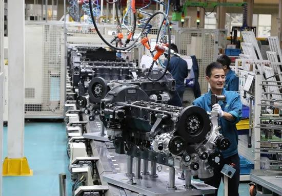 中国重汽生产系统全力以赴确保实现首季