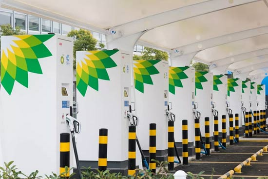 ABB支持BP以及66快充建立BP国内首个