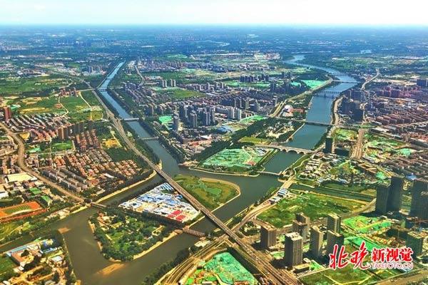 北京通州发布环境建设重