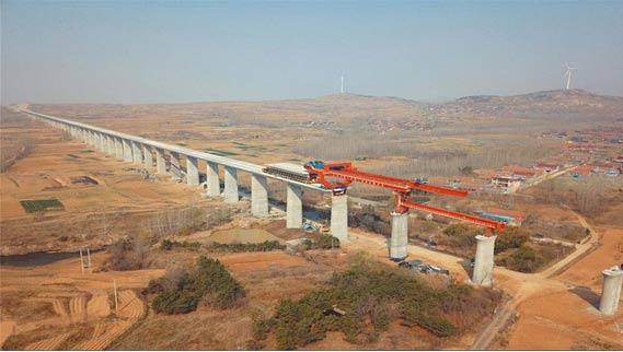 山东将迎来一条新高铁!总投资700亿,覆