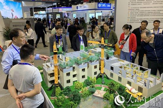 广西装配式建筑展览会在南宁举行