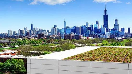 绿色屋面设计中最关键的几点问题