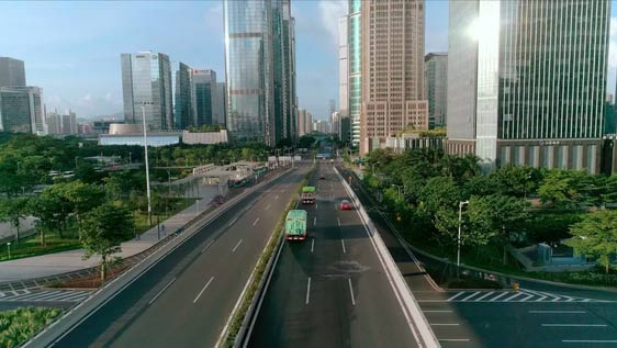 两款新品惊艳亮相,宇通新能源环卫闪耀北京