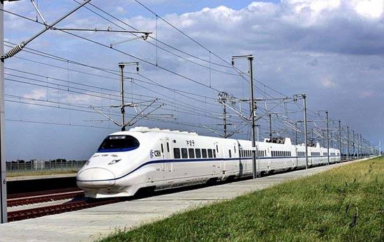 正在规划的京沪高铁二线 沿途14城受益