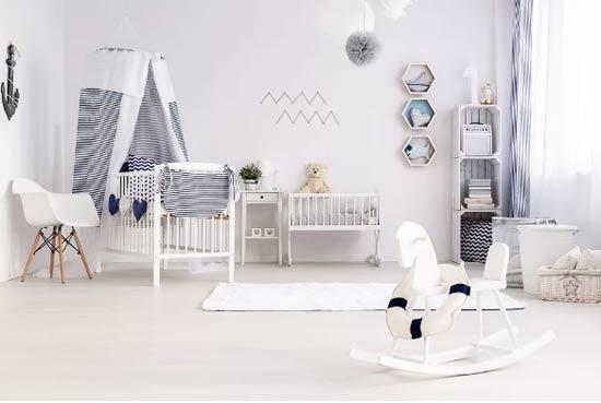 儿童房怎么选择才更加安全环保?有宝宝的家庭