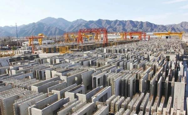 装配式建筑产业集群建设:产业协