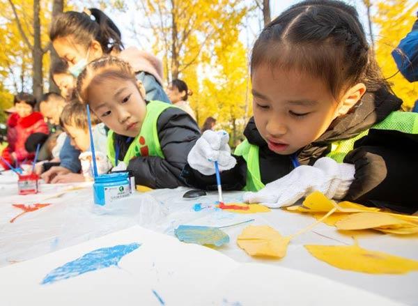 浙江宁波:特色课堂活动 关注城市建设