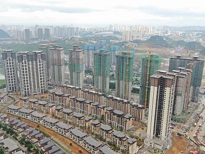 百城住宅均价涨幅连续多月维持在