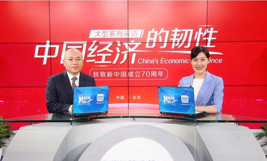 中国经济的韧性 | 金辉集团:张弛