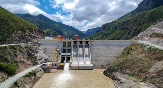 中企承建的厄瓜多尔第三大水电站土建工程实现