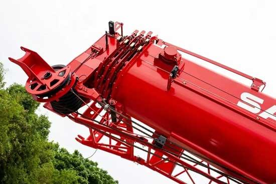 三一50吨级爆款起重机是如何炼成的?