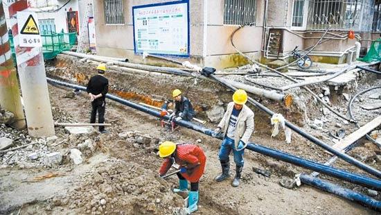 完善基础设施 优化人居环境