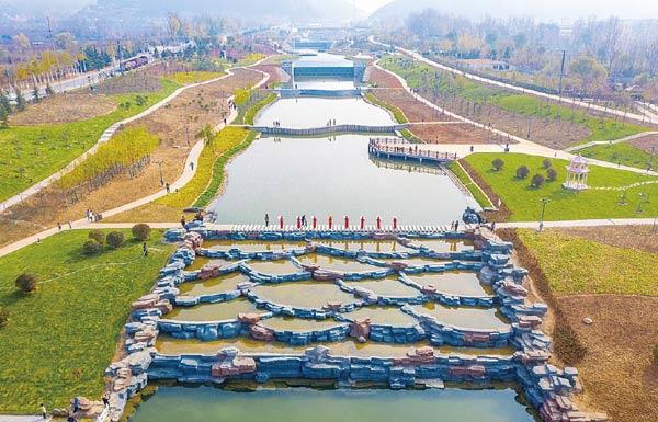 白沙河湿地公园生态蓄水与环境修复工程基本