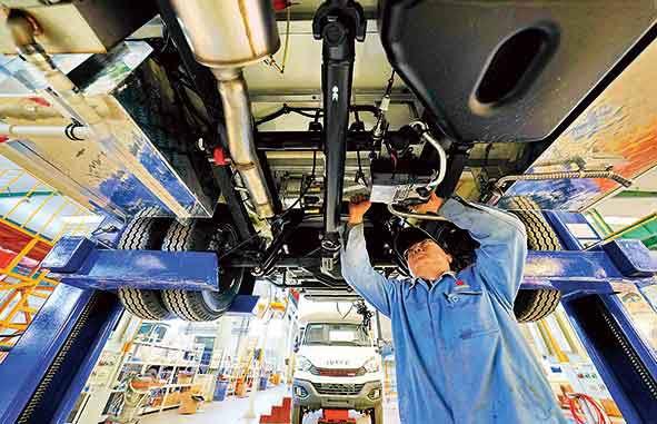 河北唐山:汽车产业为发展注入新动能