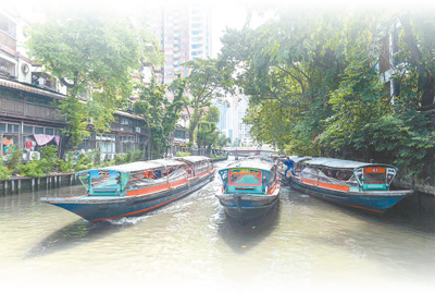 一河碧水,助力城市发展